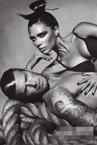 VICTORIA and DAVID BECKHAM FASHION