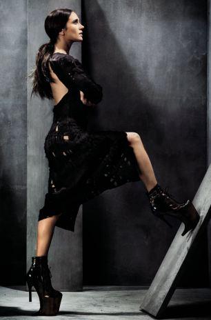 20 cm high heels
